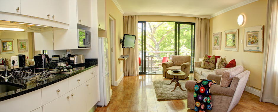 Furnished Apartments in George